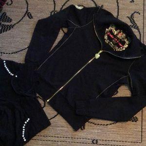 NWOT- Twisted Hearts Jacket ❤️